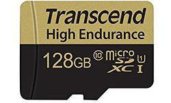 Transcend High Endurance MicroSDXC UHS-I U1 128GB