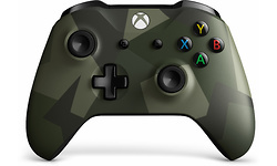 Microsoft Xbox One Combat Special Edition controller Black