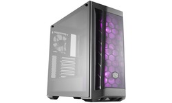 Cooler Master MasterBox MB511 RGB Window Black