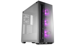 Cooler Master MasterBox MB520 RGB Window Black