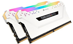 Corsair Vengeance RGB Pro White 32GB DDR4-3000 CL15 kit