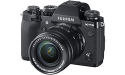 Fujifilm X-T3 18-55 kit Black
