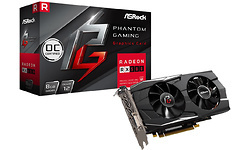 ASRock Radeon RX 580 Phantom Gaming DOC 8GB