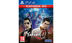 Yakuza Zero PlayStation Hits (PlayStation 4)
