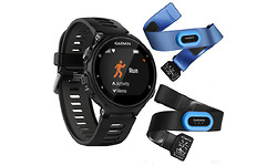 Garmin Forerunner 735XT Tri Bundle Grey