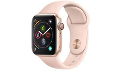 Apple Watch Series 4 40mm Gold Sport Band Pink Sand