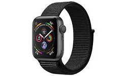 Apple Watch Series 4 40mm Space Grey Sport Loop Black