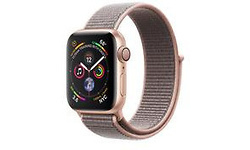 Apple Watch Series 4 40mm Gold Sport Loop Pink Sand