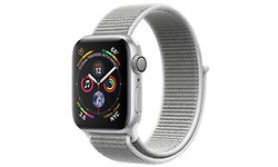 Apple Watch Series 4 40mm Silver Sport Loop Shell