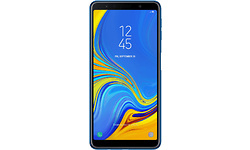 Samsung Galaxy A7 2018 Blue