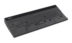 Toshiba Hi-Speed Port Replicator III Black