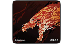 SteelSeries QcK+ Counter-Strike: Global Offensive Howl