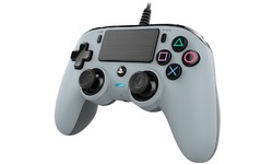 Nacon PS4 Official Wired Controller Silver