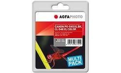 AgfaPhoto APCPG545_CL546XLSET Black + Color