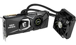 MSI GeForce RTX 2080 Ti Sea Hawk X 11GB