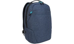 Targus Groove X 15 Compact Backpack Navy Blue