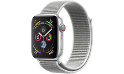 Apple Watch Series 4 4G 40mm Silver Sport Loop Shell