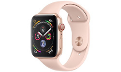 Apple Watch Series 4 4G 40mm Gold Sport Band Pink