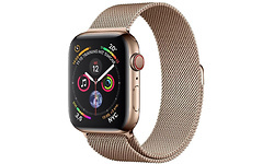 Apple Watch Series 4 4G 40mm Gold Sport Loop Gold