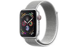 Apple Watch Series 4 44mm 4G Silver Sport Loop Shell