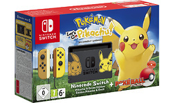 Nintendo Switch Pokémon Let´s Go Pikachu