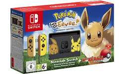 Nintendo Switch Pokémon Let´s Go Evoli