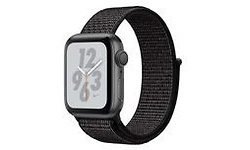 Apple Watch Nike+ Series 4 40mm Space Grey Sport Loop Black