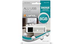 Xlyne Alu USB 8GB