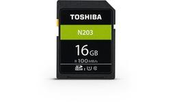 Toshiba N203 SDHC UHS-I 16GB