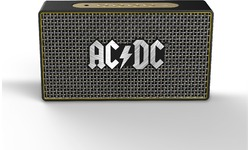 iDance ACDC Classic 3 Black/Gold/Brown