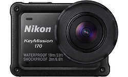 Nikon KeyMission 170 Black