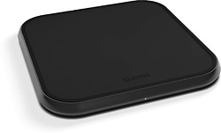 Zens Single Aluminium Wireless 10W Black