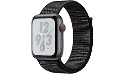 Apple Watch Nike+ Series 4 4G 40mm Space Grey Sport Loop Black