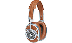 Master & Dynamic MH40 Over-Ear Brown/Silver