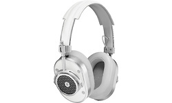 Master & Dynamic MH40 Over-Ear White/Silver