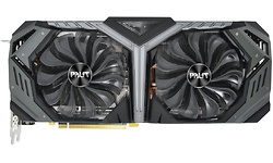 Palit GeForce RTX 2080 GameRock 8GB