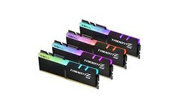 G.Skill Trident Z RGB Black 32GB DDR4-3600 CL19 quad kit