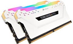 Corsair Vengeance RGB Pro White 32GB DDR4-3466 CL16 kit