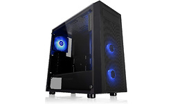 Thermaltake Versa J22 RGB Window Black