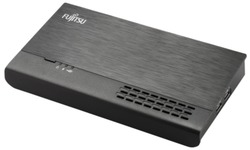 Fujitsu Pro9 USB 3.0 Type-C Black