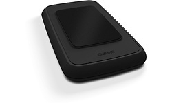 Zens Wireless Charger Powerbank 4500 Black