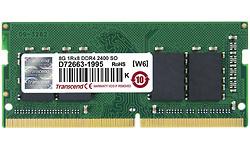 Transcend JetRam 8GB DDR4-2400 CL17 Sodimm