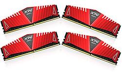 Adata XPG Red 64GB DDR4-2400 CL16 quad kit