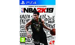 NBA Basketball 2K19 (PlayStation 4)