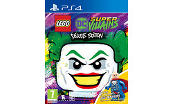 Lego DC Super-Villains Deluxe Edition (PlayStation 4)