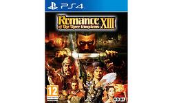 Tecmo Romance of the Three Kingdoms XIII (PlayStation 4)