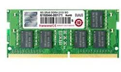 Transcend 8GB DDR4-2400 CL17 Sodimm (TS1GSH64V4H)
