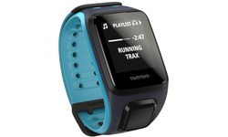 TomTom Runner 2 Large Cardio + Music GPS Blue