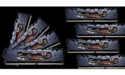 G.Skill Flare X Silver AMD 64GB DDR4-2933 CL14 octo kit