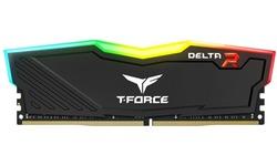 Team T-Force Delta RGB Black 8GB DDR4-3000 CL16 kit